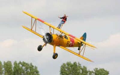 New Date for Kate Shillingford's Wing Walk