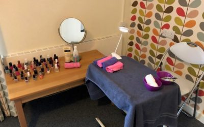 Residents treated to a luxurious Spa Day