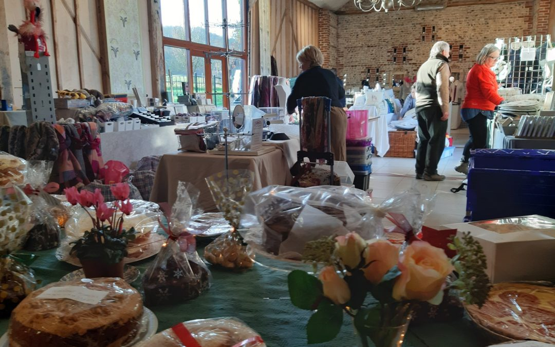 Great day had by all at PCNH Winter Fair